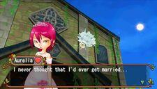 Aurelia Wedding Dialogue