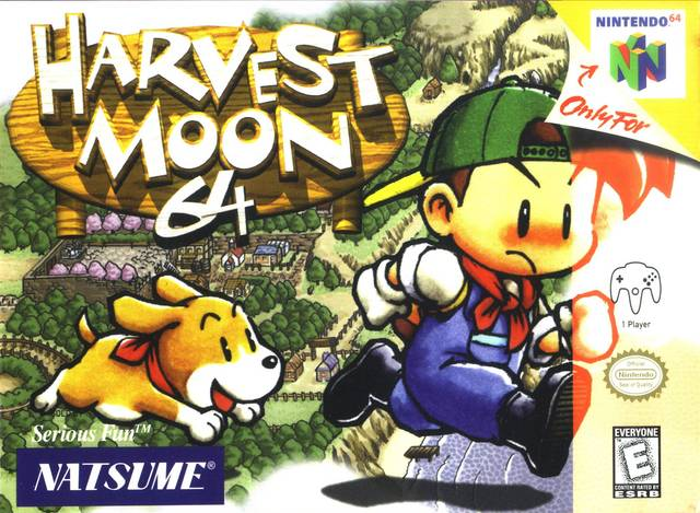 Image result for harvest moon 64
