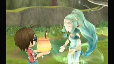 """""""Harvest Goddess - 4 Heart Event"""""""