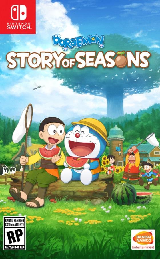 Doraemon Story Of Seasons The Harvest Moon Wiki Fandom