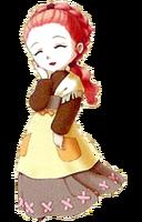 Felicia portrait