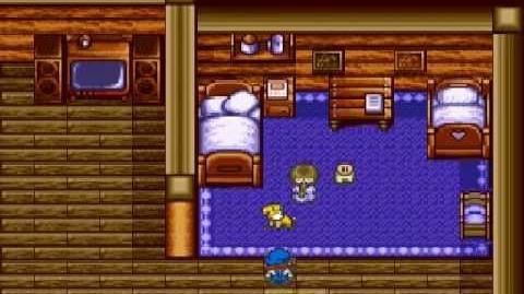 Harvest Moon Snes - Child Ending