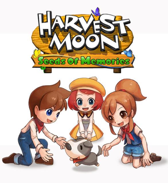 Harvest Moon: Seeds of Memories | The Harvest Moon Wiki