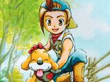 Harvest Moon: Save The Homeland/Gallery