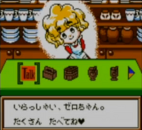 Chocola taking over the restaurant after Rosie marries. Harvest moon 2 cbc
