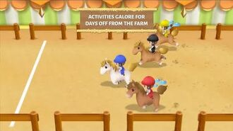 Story of Seasons Friends of Mineral Town - Announcement Trailer