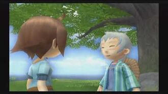 Harvest Moon Tree of Tranquility - Toby – Confession