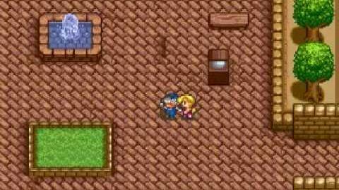 Harvest Moon Snes - Ladies Man Ending