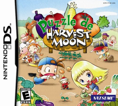 harvest moon for 3ds release date