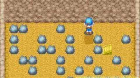 Harvest Moon Fomt lvl 255 in mine