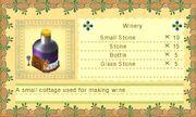 Winery SoS