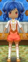 Orange Shortalls