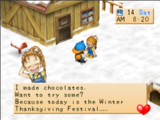 Winter Thanksgiving Festival (BTN)