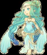Harvest Goddess (AP)