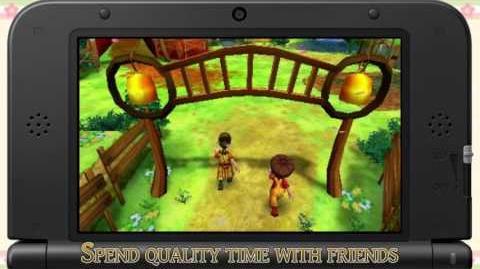 STORY OF SEASONS Trio of Towns E3 Trailer