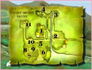 Gbelanger hm map1