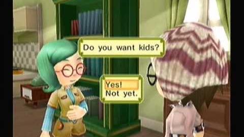 "Harvest Moon Animal Parade ""Phoebe's Pregnancy Wish"""