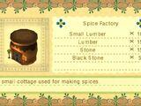 Spice Factory (SoS)