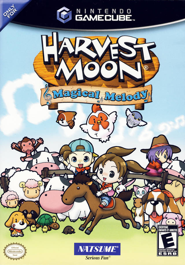 Harvest Moon : Magical Melody [HIGH COMPRES] | EMU ID
