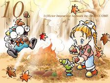 BTN Ann in Fall