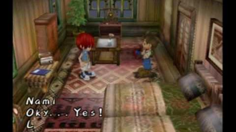 Harvest Moon AWL Nami's Proposal