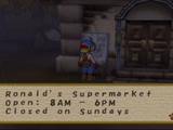 Ronald's Supermarket (STH)