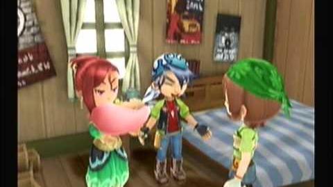 "Harvest Moon Animal Parade ""Luke & Selena - Lucy (Birth)"""