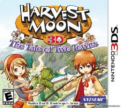 The Tale of Two Towns 3DS