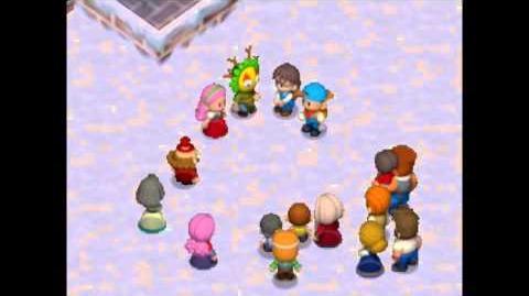 Harvest Moon 64 King Spirit Festival Events