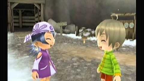 "Harvest Moon Animal Parade ""Little Explorers"""