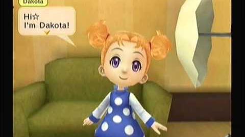 "Harvest Moon Animal Parade ""Dakota (Grown Up)"""