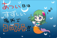 Leia from Matsuyama Igusa's blog