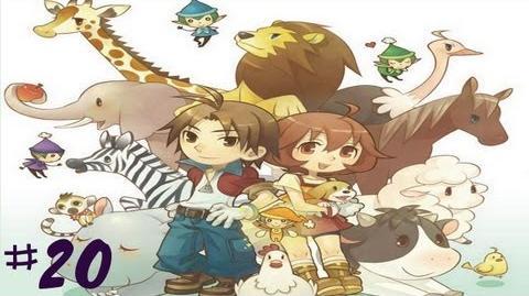 """Harvest Moon Animal Parade * Ep. 20 * """"Flower Festival (Family)"""""""