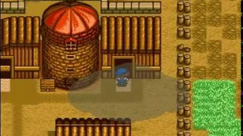 Marrying Ann of Harvest Moon SNES