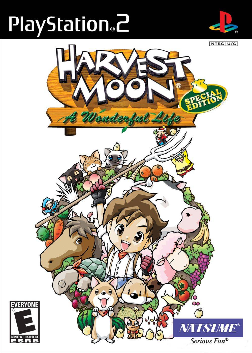 Harvest Moon  A Wonderful Life Special Edition   The Harvest Moon ... 0460c74b313a
