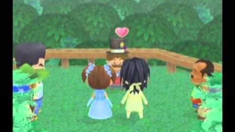 Dan's Wedding (Magical Melody)
