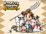 Harvest Moon: A Wonderful Life/Gallery