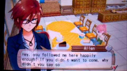 Harvest Moon A New Beginning - Me or You? (Allen's Black Heart Event)