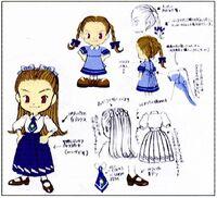Kate Character Sheet