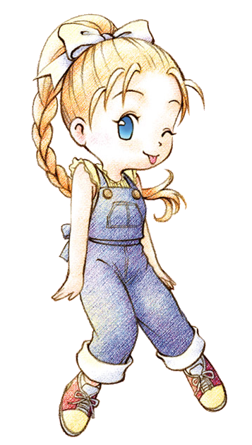Ann (BTN)   The Harvest Moon Wiki   FANDOM powered by Wikia