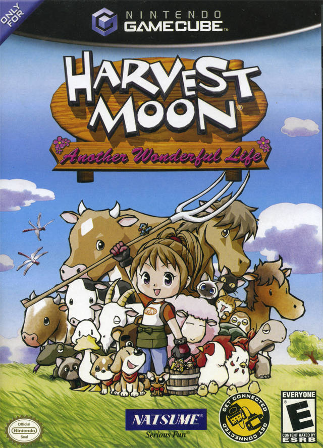 Harvest Moon  Another Wonderful Life   The Harvest Moon Wiki ... 93f376b04478