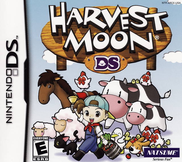 Harvest Moon: DS | The Harvest Moon Wiki | FANDOM powered