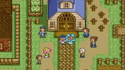 Harvest Moon Snes - Ellen's Wedding