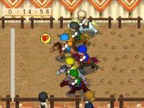 Harvest Moon Horse Race