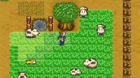 Harvest Moon Snes - Cow Herder Ending