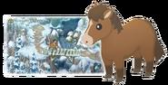 Horse Dor