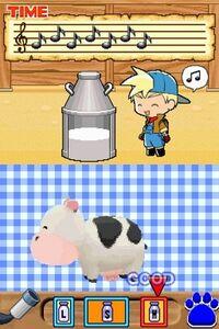 IoH Cow Milking