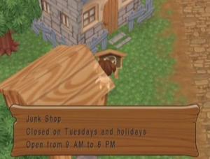 Junk Shop MM