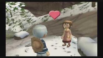 Harvest Moon Tree of Tranquility - Renee & Toby - Rival Event 2
