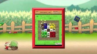 Harvest Moon Frantic Farming Mobile Trailer